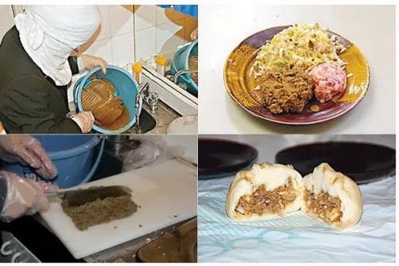 Kinh hãi những đồ ăn giả của Trung Quốc 1