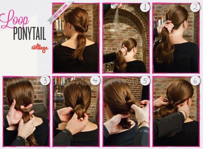 6 style tóc đẹp mà đơn giản cho bạn gái 1