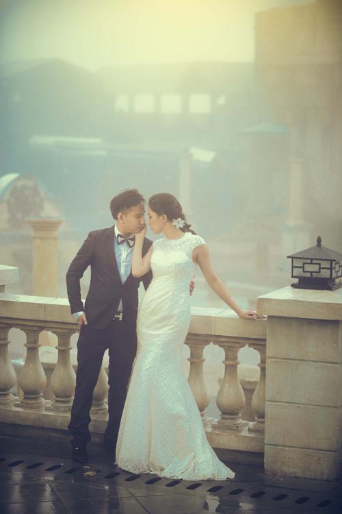 Chiêm ngưỡng váy cưới 1.400 USD của Miss Kim Phượng 8