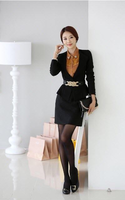 Những mẫu áo vest nữ công sở 2013 đẹp duyên dáng 11