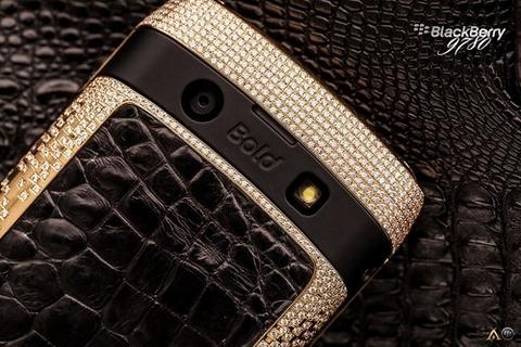 """Chiêm ngưỡng """"dế"""" BlackBerry giá 1 tỷ đồng 5"""