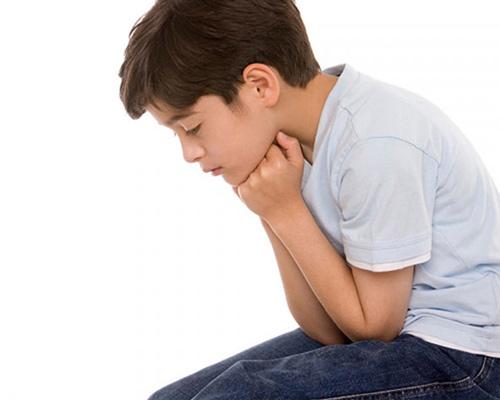 Trẻ bỗng dưng buồn có thể bị trầm cảm 1