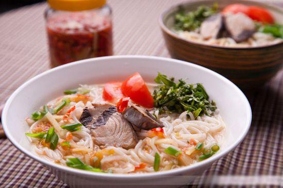 Những quán bún cá ngon ở Sài Gòn 5