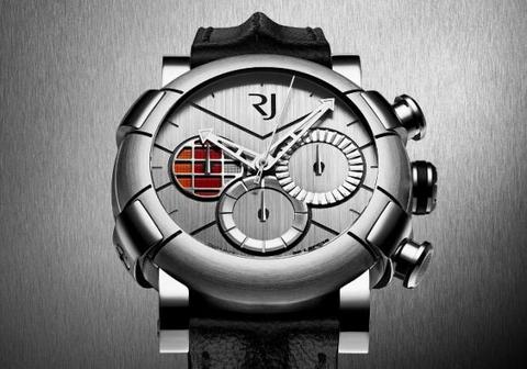 Những chiếc đồng hồ giá 'giật mình' 2