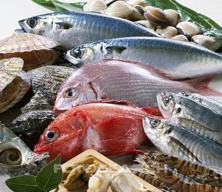 Thủy ngân trong hải sản làm tăng nguy cơ tiểu đường 1