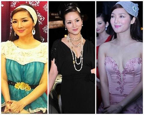 """Thời trang lạ mắt của các người đẹp """"lớn tuổi"""" showbiz Việt 10"""