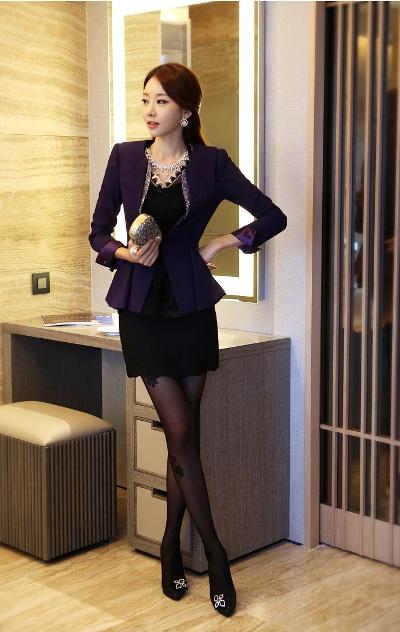 Những mẫu áo vest nữ công sở 2013 đẹp duyên dáng 9