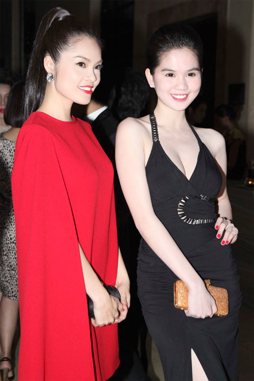 Nhan sắc Ngọc Trinh bất ngờ lu mờ trước hàng loạt mỹ nhân Việt 13