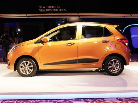 Hyundai i10 sắp về Việt Nam 5