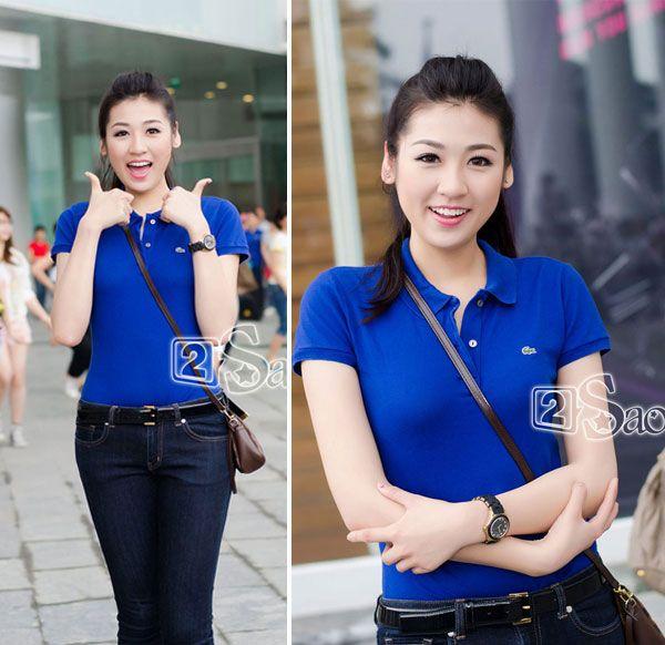 """5 """"nữ hoàng áo phông"""" của showbiz Việt 16"""