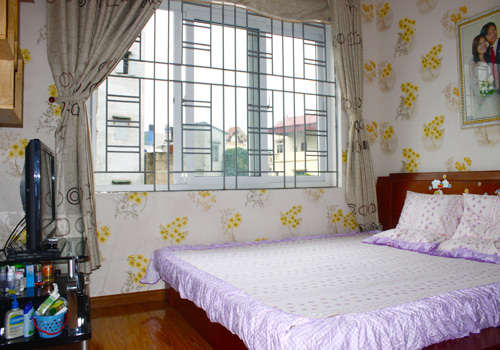 Ngắm nhà 40m² của vợ chồng trẻ ở Từ Liêm 15