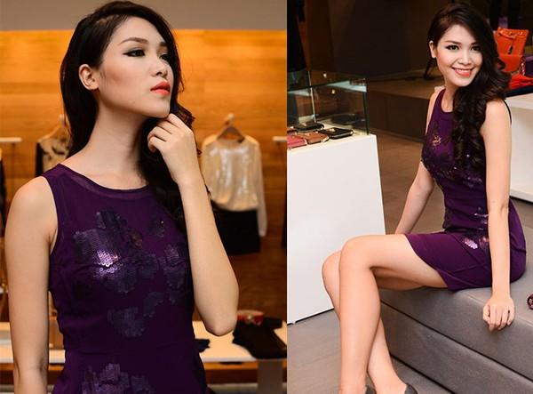 """Những sao Việt """"nghiện"""" phong cách trang điểm đậm 30"""