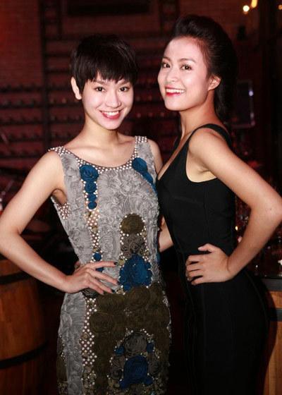 Hoàng Thùy Linh nhí nhảnh mừng sinh nhật tuổi 25 4