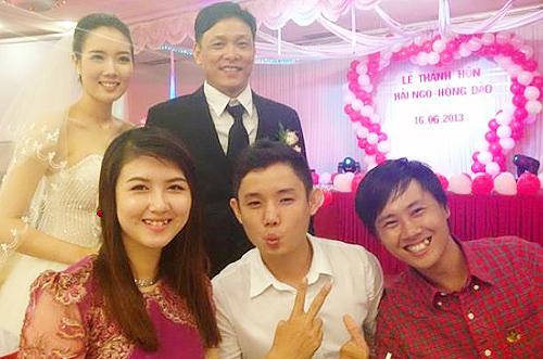 Ảnh cưới của Ngô Quang Hải và vợ 9X ở Cần Thơ 5