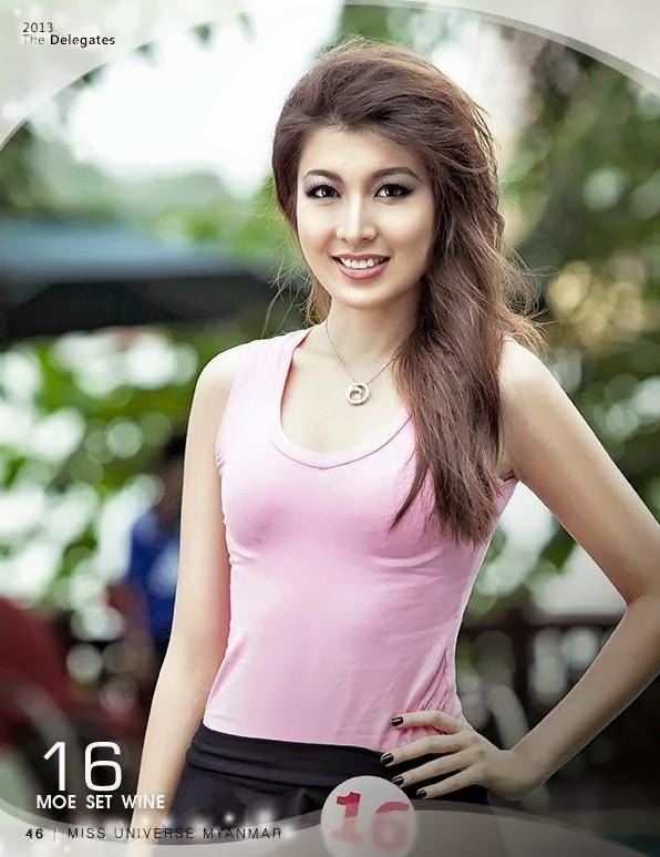 Đọ nhan sắc Trương Thị May và các Hoa hậu Hoàn vũ châu Á 8