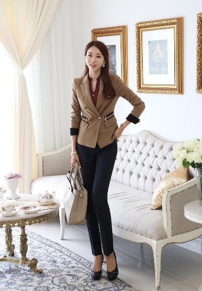 Những mẫu áo vest nữ công sở 2013 đẹp duyên dáng 13