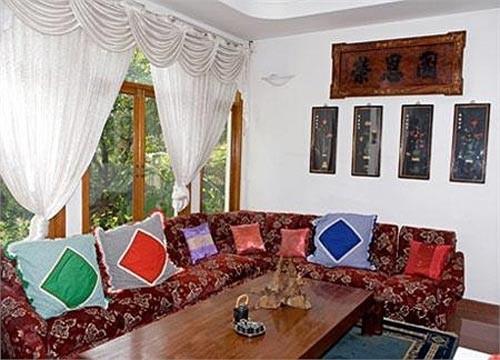 Nhà vườn, resort triệu đô của gia đình Á hậu Thiên Lý 16