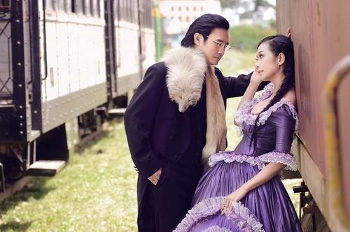 Ảnh cưới tuyệt đẹp theo phong cách cổ điển của Lê Kiều Như 10