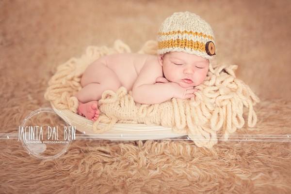 Chùm ảnh giấc ngủ êm ái của bé yêu 3