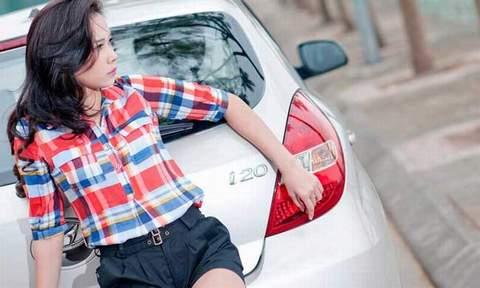 Những xe hơi đứng đầu bảng dành cho phái nữ Việt 1