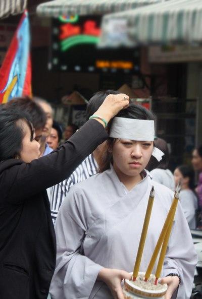 Gia đình và bạn bè đẫm lệ đưa tiễn Wanbi Tuấn Anh 3