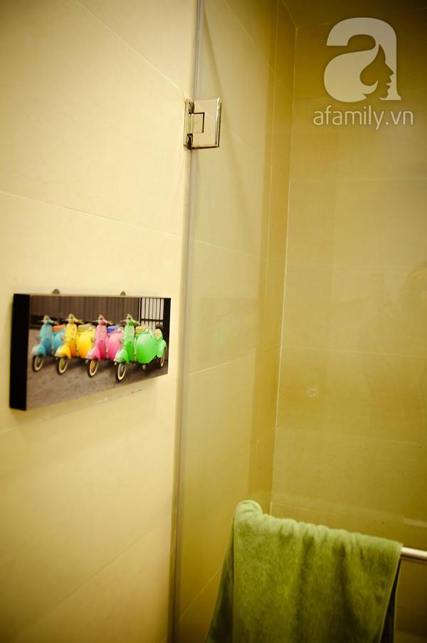 Ngắm căn hộ ấm áp tại Hoàng Hoa Thám, Hà Nội 17