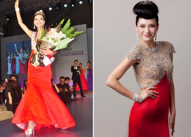 Đọ nhan sắc Trương Thị May và các Hoa hậu Hoàn vũ châu Á 2