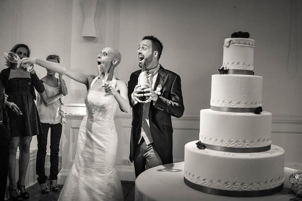 Cô dâu bị ung thư đẹp ngỡ ngàng trong ngày cưới 32