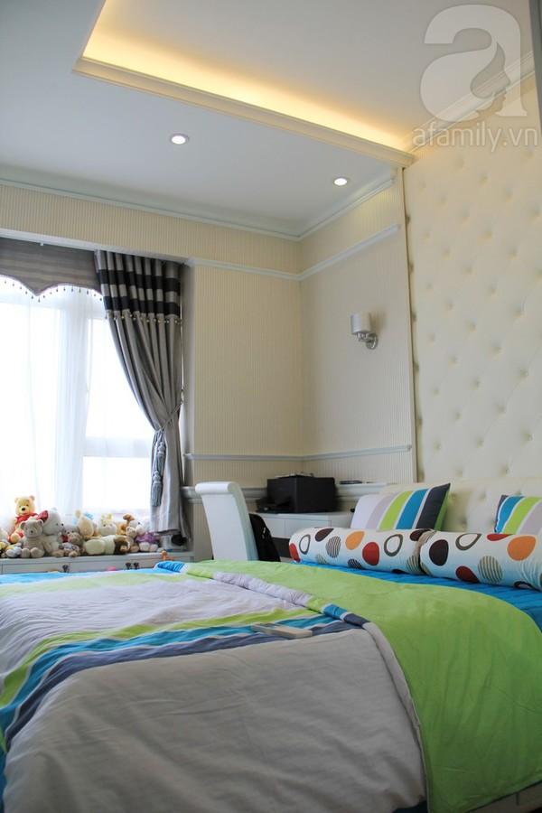 Mê mẩn căn hộ mang phong cách hoàng gia ở Sài Gòn 14