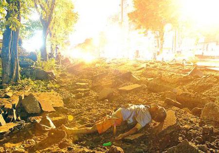 Vụ nổ gas ở Đài Loan: Nước mắt tang thương bao trùm bệnh viện, nhà tang lễ 6