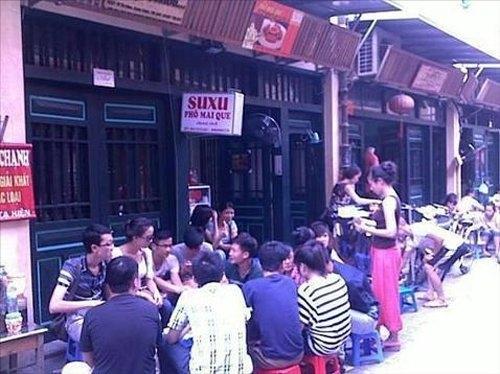 Những ngõ, phố hàng ăn kiếm đậm nhất Hà Nội 1