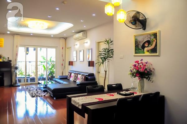 """Ngắm căn hộ """"đẹp không tì vết"""" tại Văn Khê, Hà Nội 4"""