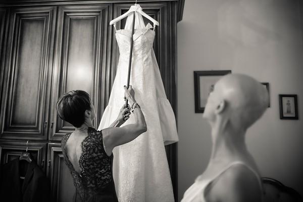 Cô dâu bị ung thư đẹp ngỡ ngàng trong ngày cưới 7