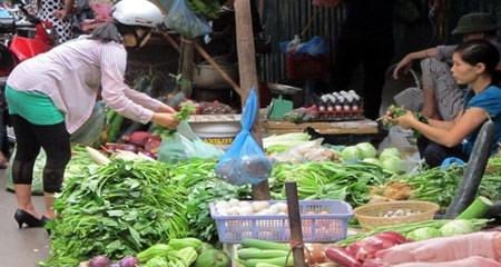 Thực phẩm tăng giá vùn vụt theo giá xăng dầu 1