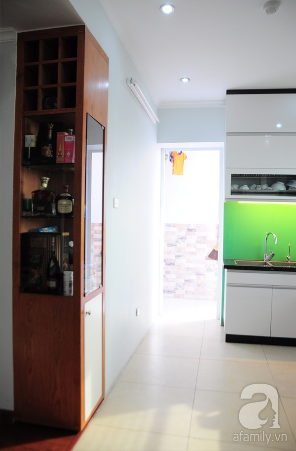 Thăm căn hộ có không gian bếp hoàn hảo ở Dịch Vọng, Hà Nội 12