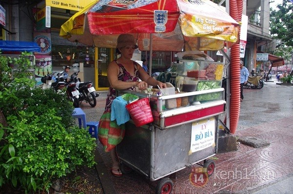 Ghé thử hàng bò bía ở Sài Gòn có tuổi đời 13 năm 1