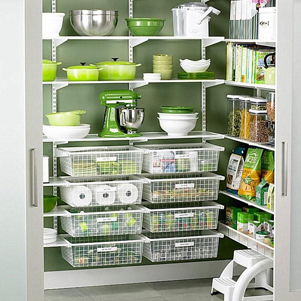 Mẹo sắp xếp tủ lưu trữ thực phẩm ngăn nắp đón Tết 4