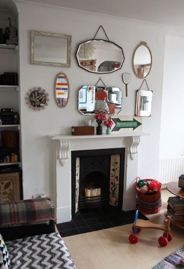 Ngắm căn hộ vintage đẹp như mơ nhờ tận dụng đồ cũ 8