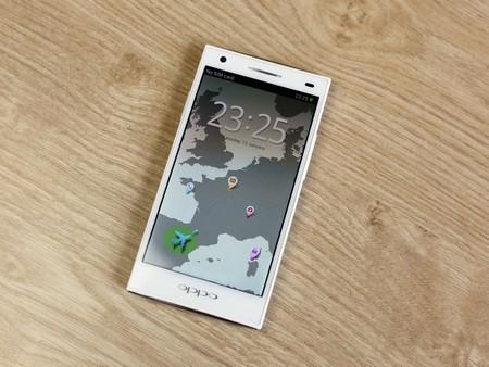 """Cận cảnh smartphone """"độc"""" có camera trước 5 megapixel tại Việt Nam 5"""