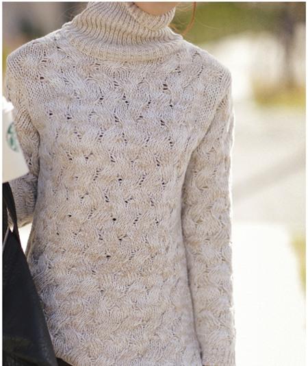 """Bí quyết mặc ấm và phong cách cho những ngày đi làm trời """"siêu lạnh"""" 6"""
