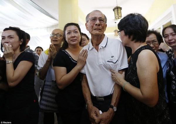 Đẫm nước mắt tang lễ 2 phi công vụ MH17 12