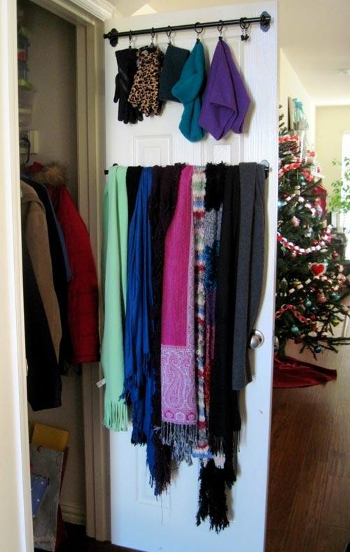 Mẹo xếp đồ trong tủ quần áo quá nhỏ 5