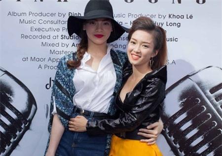 Những cặp thầy trò nặng tình trong showbiz Việt 2