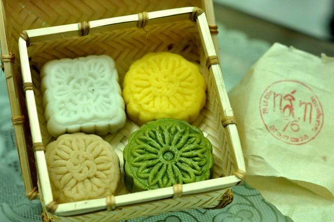 Các kiểu bánh Trung thu độc đáo ở Hà Nội 10
