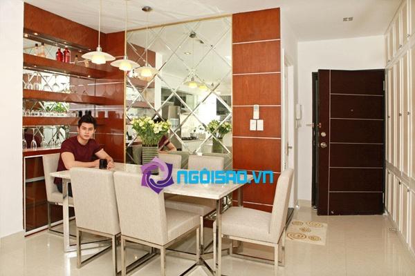 Ngắm căn hộ tầng 12 của siêu mẫu Lương Công Tuấn 6