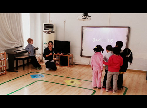 Một ngày tại mẫu giáo ở Bắc Kinh 7