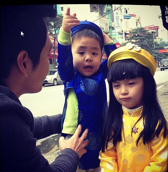 MC Phan Anh tiết lộ về cách nuôi dạy các con yêu 2