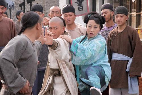 Bí mật thú vị về bà chủ nhà siêu dữ trong 'Tuyệt đỉnh kungfu' 10