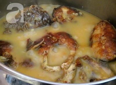 Lạ miệng ngon cơm với cá kho nước cốt dừa 9