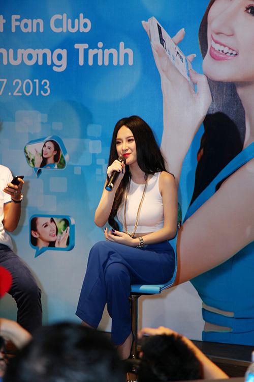 """Angela Phương Trinh: """"Biết đâu tôi sẽ là ứng cử viên Hoa hậu Việt Nam"""" 6"""